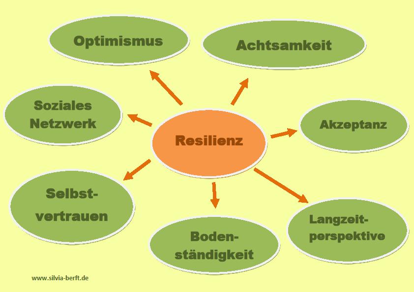 Resilienz = deine psychische Widerstandsfähigkeit