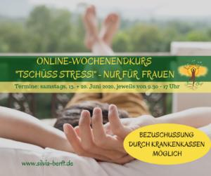 Online Stressbewältigungskurs