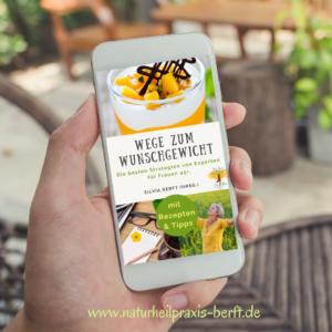 """eBook """"Wege zum Wunschgewicht"""""""